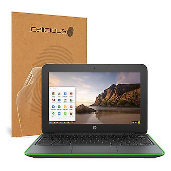 Celicious Impact Anti-Shock Shatterproof Screen Protector Film Compatible with HP Chromebook 11 G4