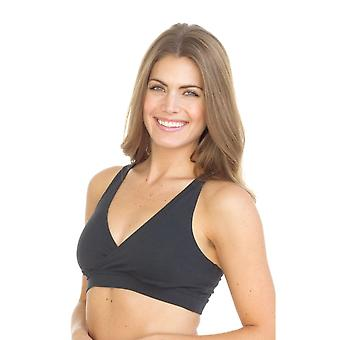 Majamas Organic Padded Sporty Bra