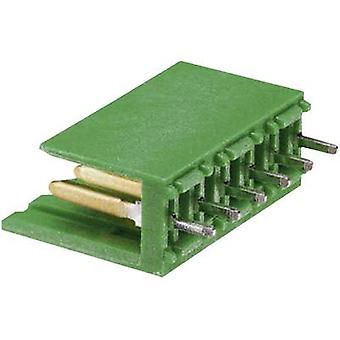 TE Connectivity 280610-2 Pin strip (standard) AMPMODU MOD I Total number of pins 4 Contact spacing: 3.96 mm 1 pc(s)