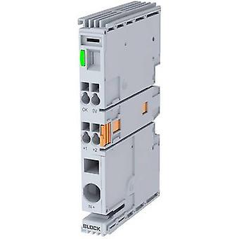 Blockera EB-2724-100-0 Jordfelsbrytare 24 Vdc 10 a 1 dator