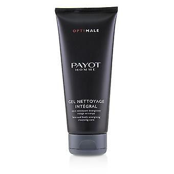 Payot Optimale Homme Face & Body Energising Cleansing Care - 200ml/6.7oz
