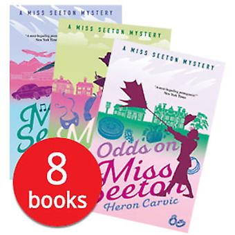 Miss Seeton Mysteries Collection - 8 Books