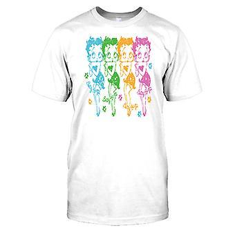 Betty Boop - Pop Art dla dzieci T Shirt