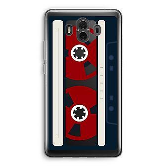 Huawei Mate 10 caja transparente (suave) - aquí está su cinta