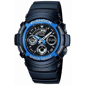 Casio AW-591-2AER G-Shock Combination Watches