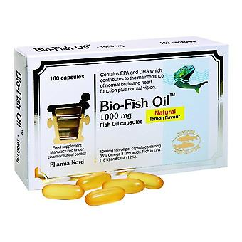 Pharma Nord Bio-Fish Oil 1000mg, 80 capsules
