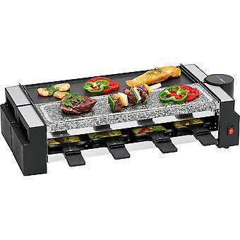 Clatronic Raclette - Grill med natursten RG 3678
