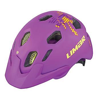 Limar Champ bike helmet / / violet matte