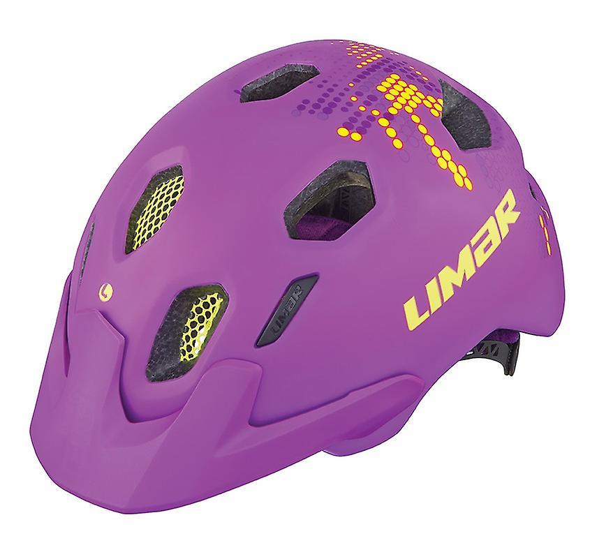 Casque de vélo Limar champion     violet mat