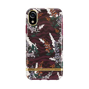Richmond & Finch covers for IPhone X/XS-Floral Zebra