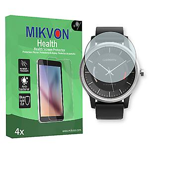 Garmin vivomove Classic Screen Protector - Mikvon Health (Retail Package with accessories)