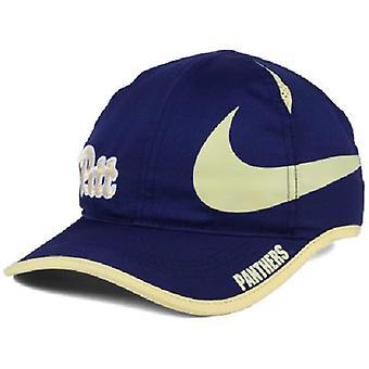 Питт пантеры NCAA Nike большой Swoosh регулируемый шляпа Aerobill