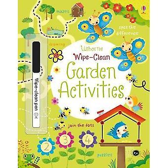 Wipe-Clean tuin activiteiten door Kirsteen Robson - Dania Florino - 978