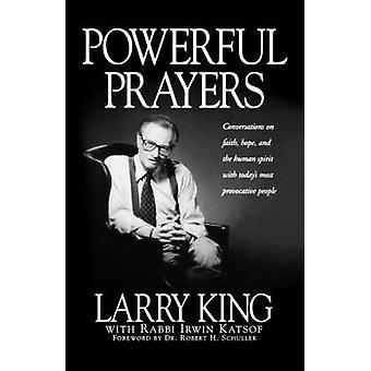 Powerful Prayers by Larry King - Irwin Katsof - 9781580630863 Book
