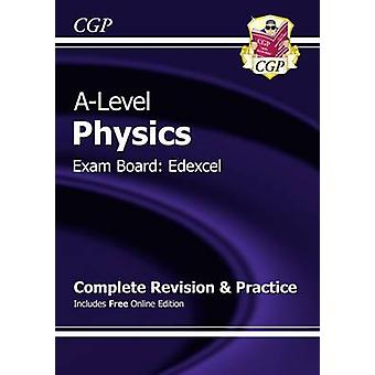 New A-Level Physics - Edexcel Year 1 & 2 Complete Revision & Practice