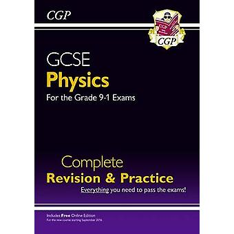 New Grade 9-1 GCSE Physics Complete Revision & Practice with Online E