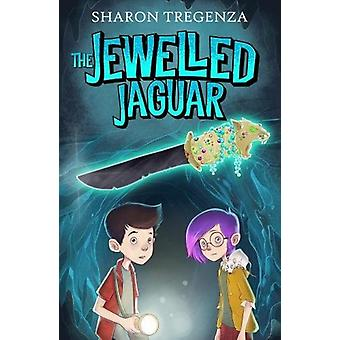 The Jewelled Jaguar by Sharon Tregenza - 9781910080641 Book