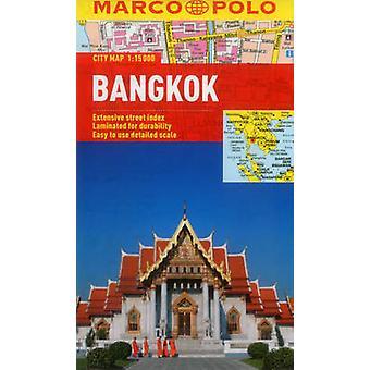 Bangkok Marco Polo City Map by Marco Polo - 9783829769624 Book