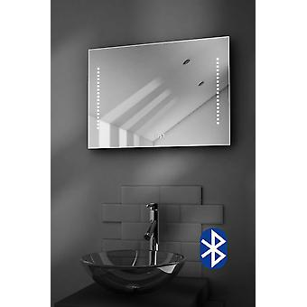 Audio Bathroom Shaver Mirror With Bluetooth & Sensor K193Aud