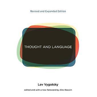 Tanke og språk ved L. S. Vygotsky - Alex Kozulin - 9780262517713