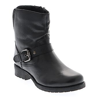 West Coast Choppers Black Riding Womens Boots