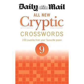 Daily Mail alle neuen kryptische Kreuzworträtsel 9 von Daily Mail - 9780600634966