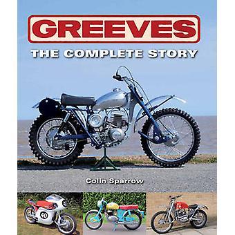 Greeves - die komplette Geschichte von Colin Sparrow - 9781847977410 Buch