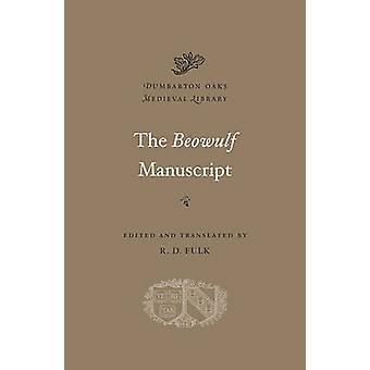 Beowulf-manuskriptet av R. D. Fulko - 9780674052956 bok