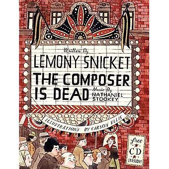 O compositor é morto (livro e CD)