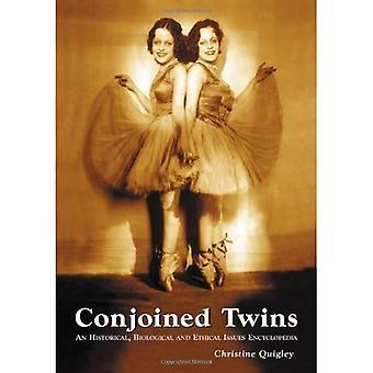 Siamese tweeling: Een historische, biologische en ethische kwesties encyclopedie