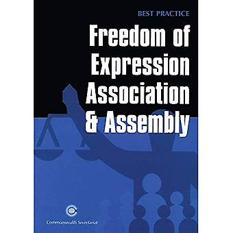 Freedom of Expression, Association and Assembly (Best practice)