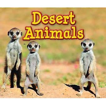 Desert eläimet (eläimet hajurako)