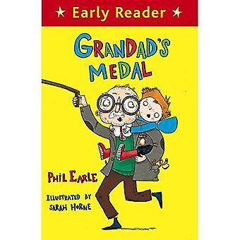 Tidiga läsare: Farfars Medal (tidiga läsare)
