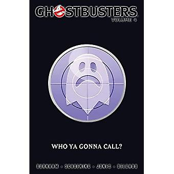 Ghostbusters Volume 4: Qui Ya gonna Call? (Ghostbusters Graphic Novels)