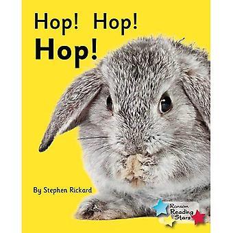 Hop! Hop! Hop! (Reading Stars)