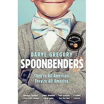 Spoonbenders: A BBC Radio 2 Book Club Choice - the perfect summer read!