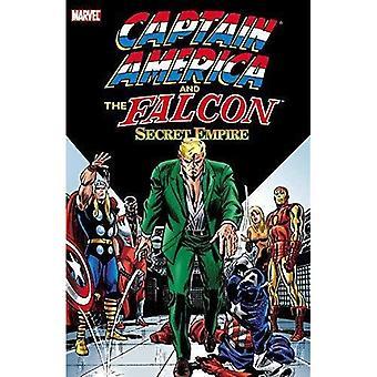 Kapitan Ameryka i Sokoła: tajne Imperium