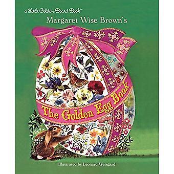 Golden Egg Book (Little Golden Book) [Board book]