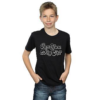 Isaac Hayes gutter kan du grave den hvit t-skjorte