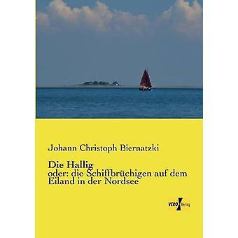 Die Hallig by Biernatzki & Johann Christoph