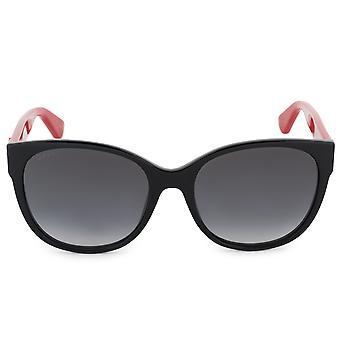 Gucci Cat Eye Sunglasses GG0097S 005 56