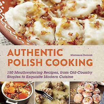 Ekte polsk mat ved Marianna Dworak - 9781510702196 bok