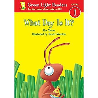 What Day Is It? Book