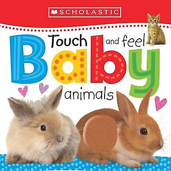 Touch and Feel Baby Animals by Scholastic - 9780545903196 Book