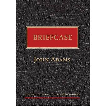 Briefcase by John Adams - 9781869404918 Book