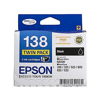 Epson 138 Twin Pack