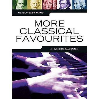 Really Easy Piano - More Classical Favourites - 9781783059799 Book