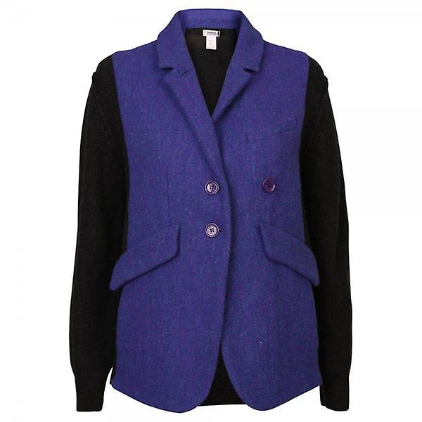 Sonia By Sonia Rykiel Vest Tweed Smoking  Blazer