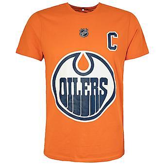 NHL T-Shirt Edmonton Oilers #57 Connor McDavid
