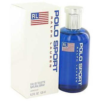 Polo Sport By Ralph Lauren Eau De Toilette Spray 4.2 Oz (men) V728-400750